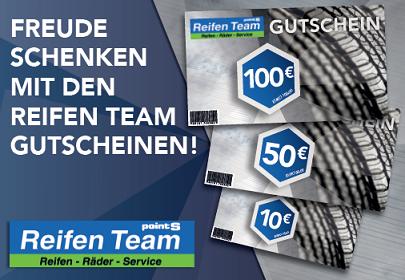 Reifen Team Gutscheine