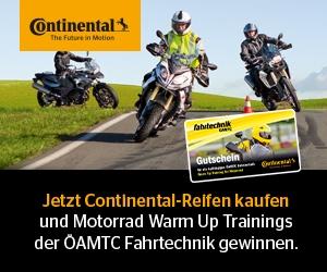 Conti Motorrad Aktion