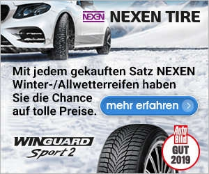 Nexen Winter Aktion